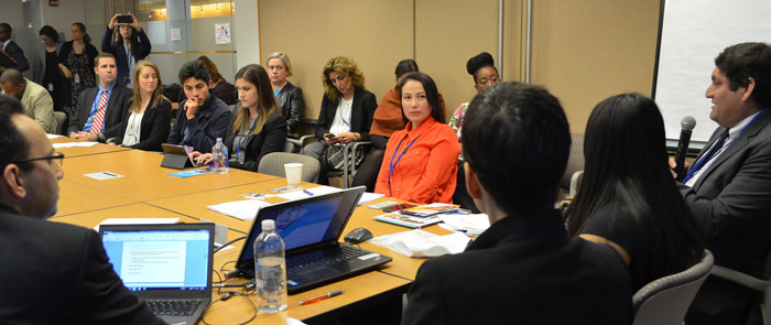 YABT in the Spring Meetings of the World Bank - YABT